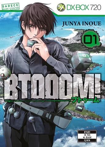 Btooom! Cilt 01