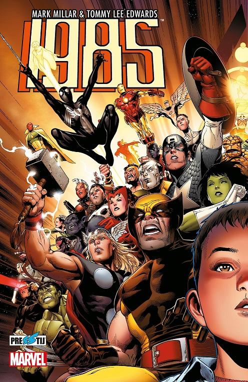 Marvel 1985 (Connecting Kapak A) - ÖN SİPARİŞ