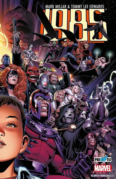 Marvel 1985 (Connecting Kapak B) - ÖN SİPARİŞ