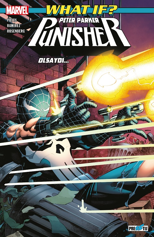 What If? Peter Parker Punisher Olsaydı - ÖN SİPARİŞ