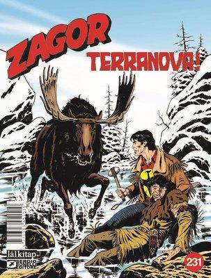 Zagor Sayı 231 - Terranova!
