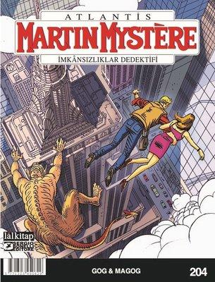 Martin Mystere Sayı 204 - Gog & Magog