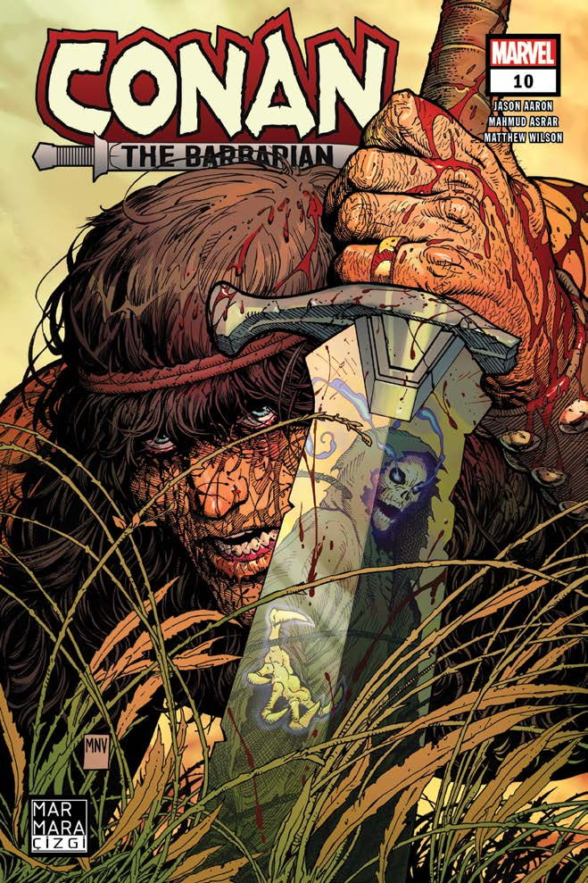 Conan The Barbarian Sayı: 10