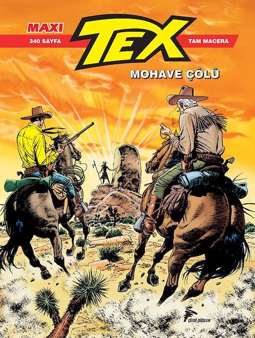 Tex Maxi Cilt 9: Mohave Çölü