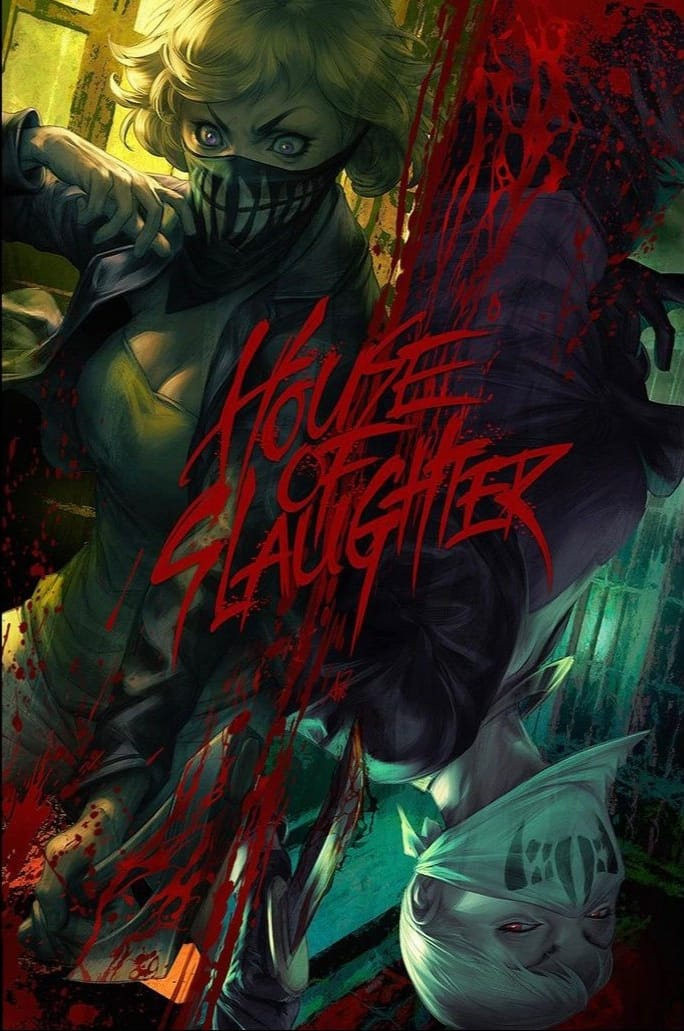 HOUSE OF SLAUGHTER #1 ARTGERM EXCLUSIVE