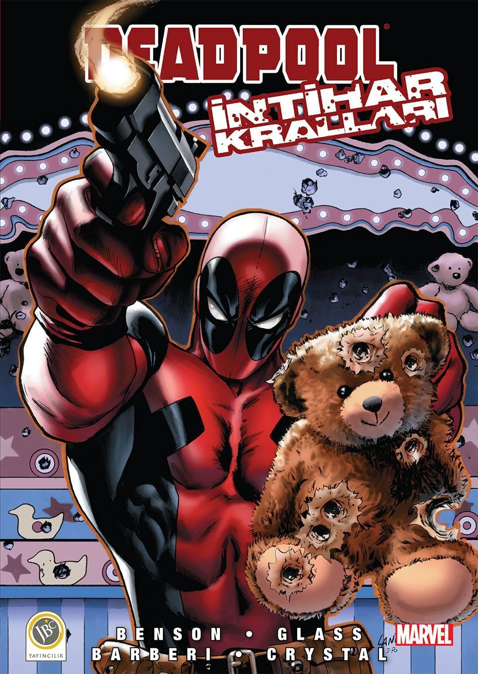 Deadpool - İntihar Kralları