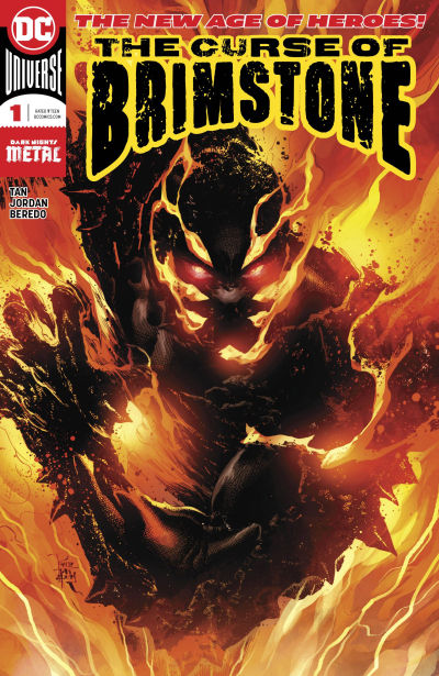 CURSE OF THE BRIMSTONE #1 - #5 SET
