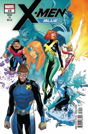 X-MEN BLUE #35