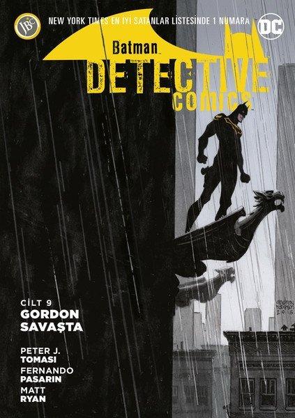 Batman Yeni 52 - Dedektif Hikayeleri Cilt 9: Gordon Savaşta