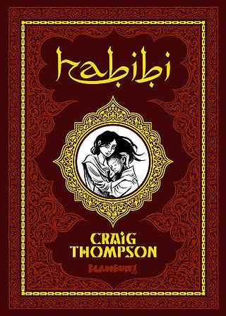 Habibi - Limitli Özel Edisyon, Sert Kapak, Sertifikalı
