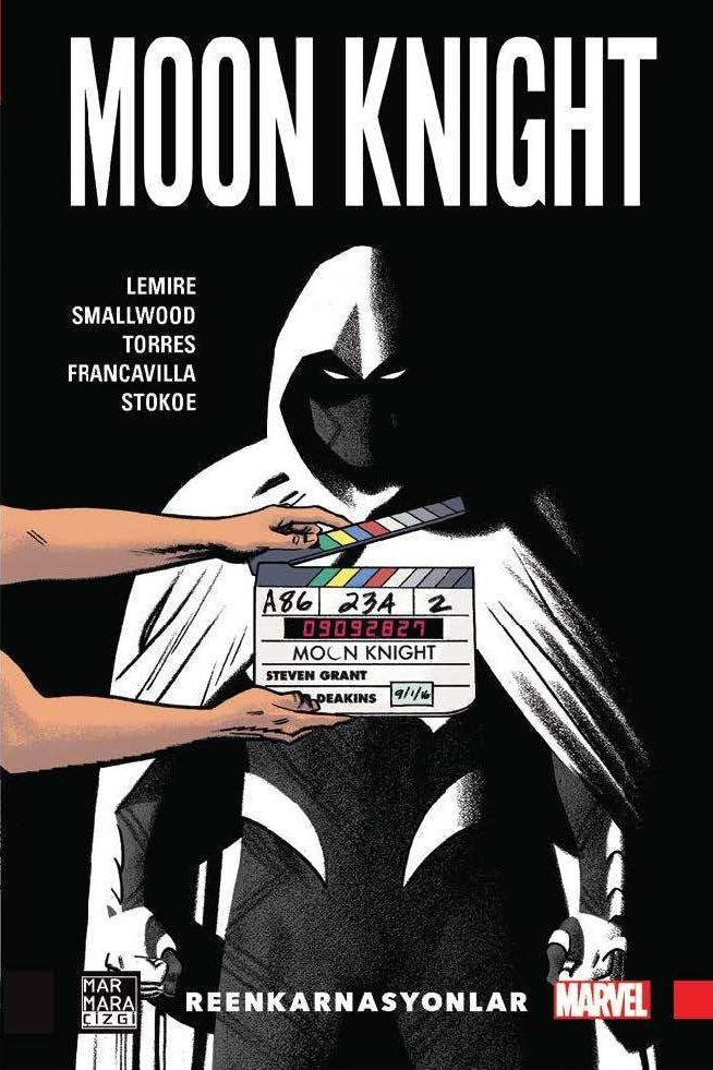 Moon Knight Cilt 2: Reenkarnasyonlar