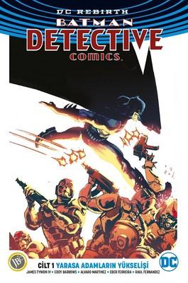 Batman Detective Comics DC Rebirth Cilt 1: Yarasa Adamların Yükselişi