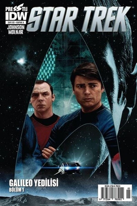 Star Trek 3 - Kapak A
