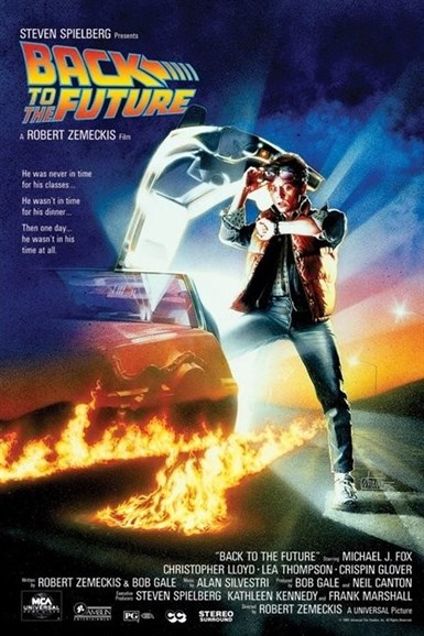 Maxi Poster Back to The Future