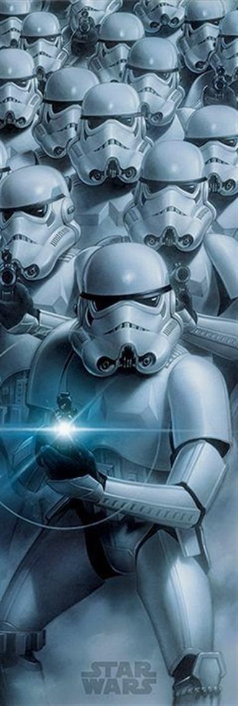 Kapı Posteri Star Wars Stormtroopers