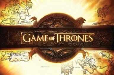 Maxi Poster Game Of Thrones Logo