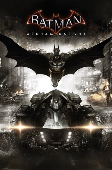 Maxi Poster Batman Arkham Knight