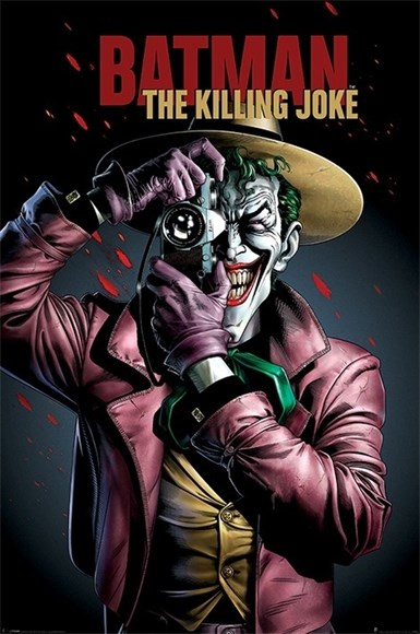 Maxi Poster Batman The Killing Joke Cover