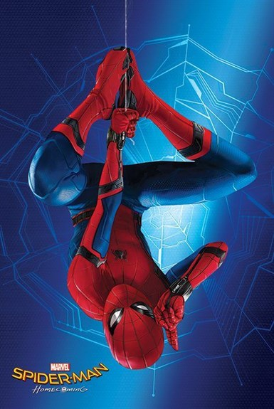 Maxi Poster Spider-Man Homecoming Hang