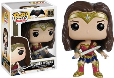 Funko POP DC BvS Wonder Woman
