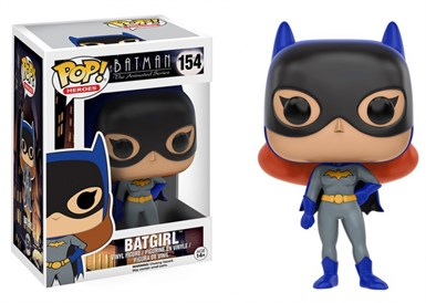 Funko POP Heroes Animated Batman BTAS Batgirl