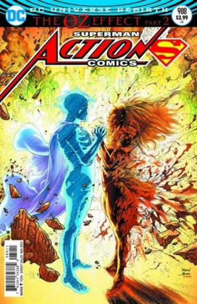 ACTION COMICS #988 LENTICULAR VARIANT