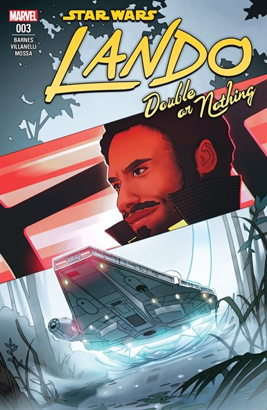 STAR WARS LANDO DOUBLE OR NOTHING #3 (OF 5)