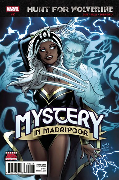 HUNT FOR WOLVERINE MYSTERY MADRIPOOR #2 (OF 4)