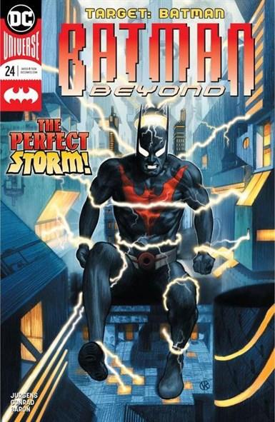 BATMAN BEYOND #24