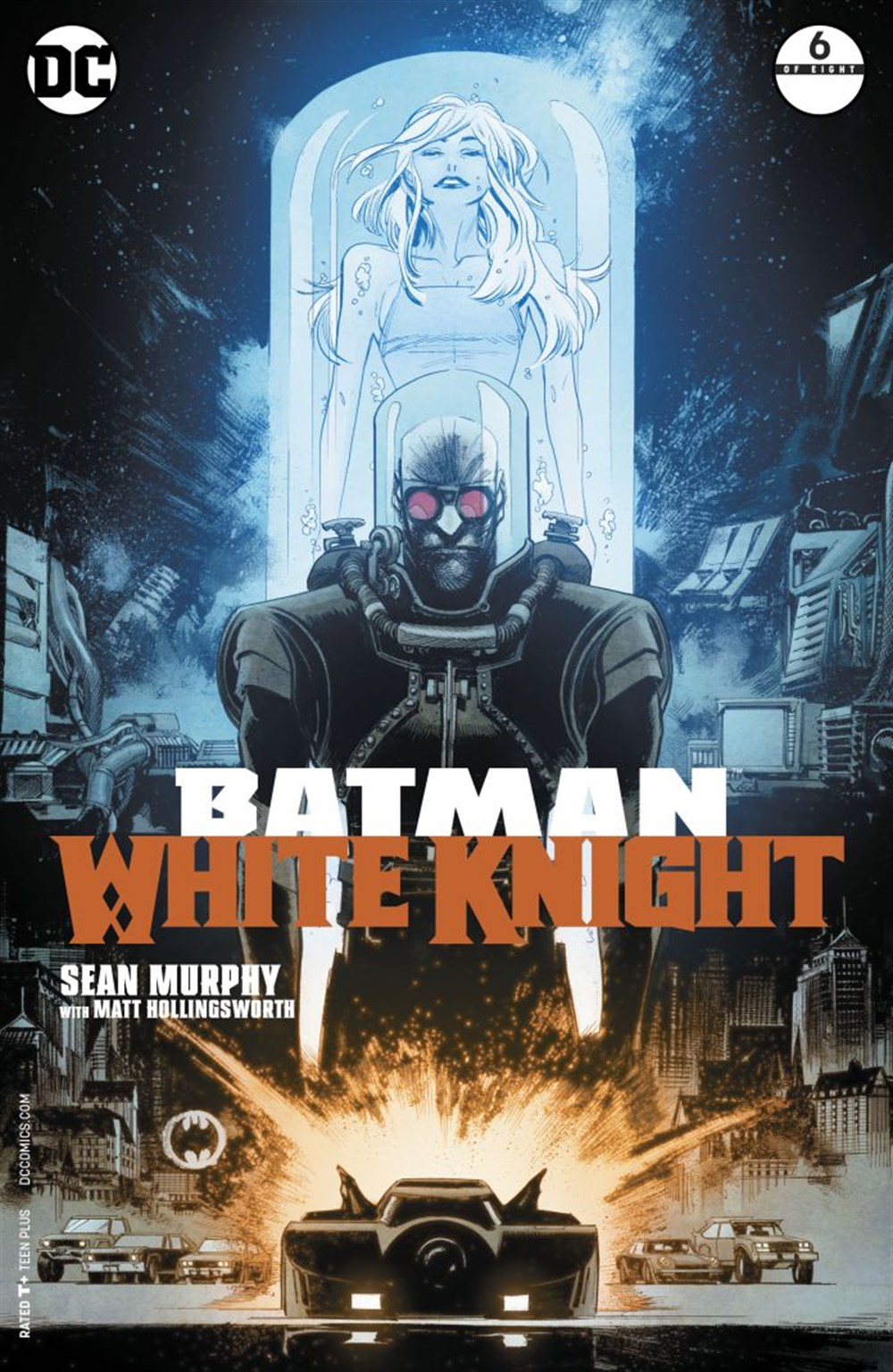 BATMAN WHITE KNIGHT #6