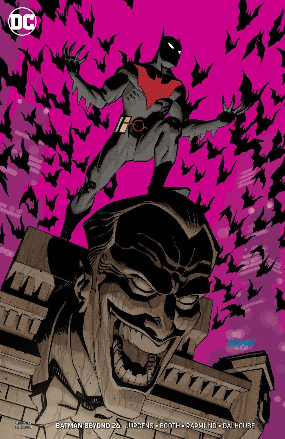 BATMAN BEYOND #26 VARIANT