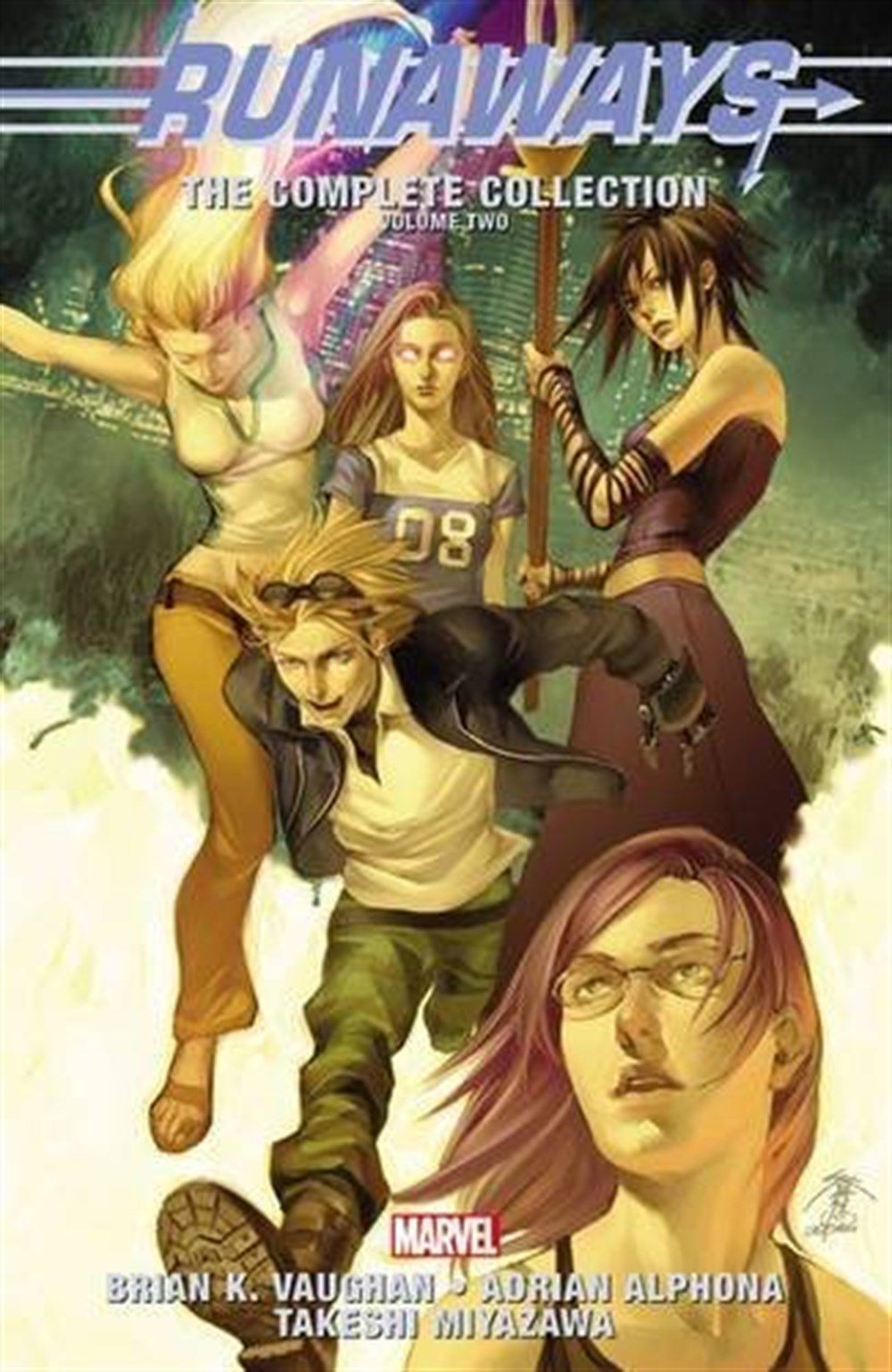 RUNAWAYS THE COMPLETE COLLECTION VOL 2 TPB