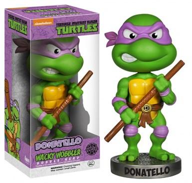 Funko Wacky Wobbler TMNT Donatello