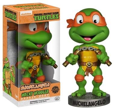 Funko Wacky Wobbler TMNT Michelangelo