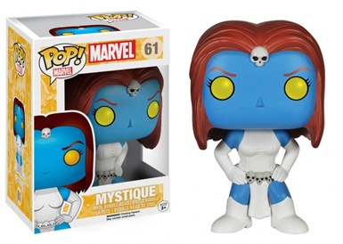 Funko POP Marvel Classic X Men Mystique