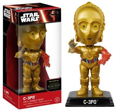 Funko Wacky Wobbler Star Wars EP7 C-3PO