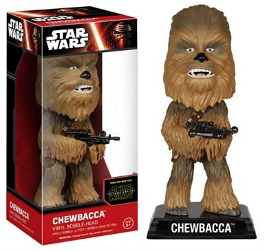Funko Wacky Wobbler Star Wars EP7 Chewbacca