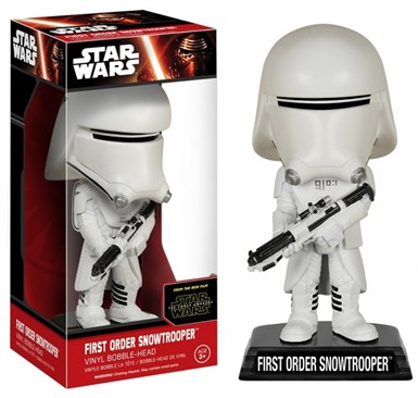 Funko Wacky Wobbler Star Wars EP7 First Order Snowtrooper