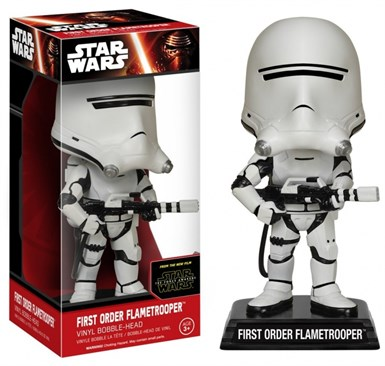 Funko Wacky Wobbler Star Wars EP7 First Order Flametrooper