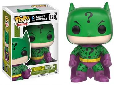 Funko POP Heroes ImPOPster Batman/Riddler