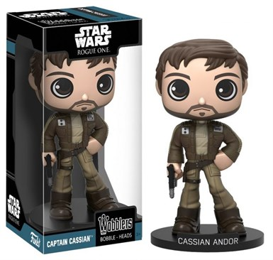 Funko Wobbler Star Wars Rogue One Captain Cassian
