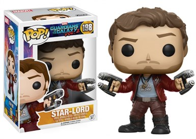 Funko POP Movies Guardians Of the Galaxy 2 Star-Lord