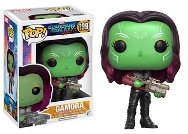 Funko POP Movies Guardians Of the Galaxy 2 Gamora