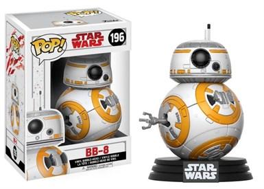 Funko POP Star Wars E8 TLJ BB-8