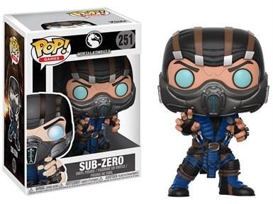 Funko POP Games Mortal Kombat Sub-Zero