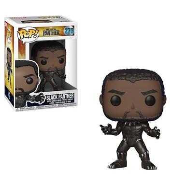 Funko POP! Marvel: Black Panther Movie - Black Panther