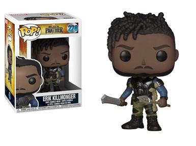 Funko POP Marvel Black Panther Killmonger