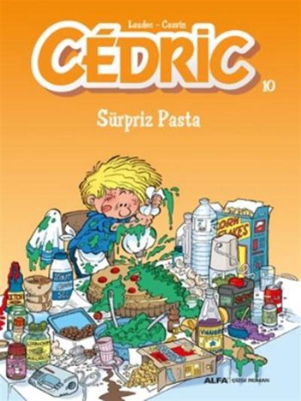 Cedric 10 - Sürpriz Pasta