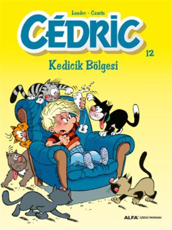 Cedric 12 - Kedicik Bölgesi