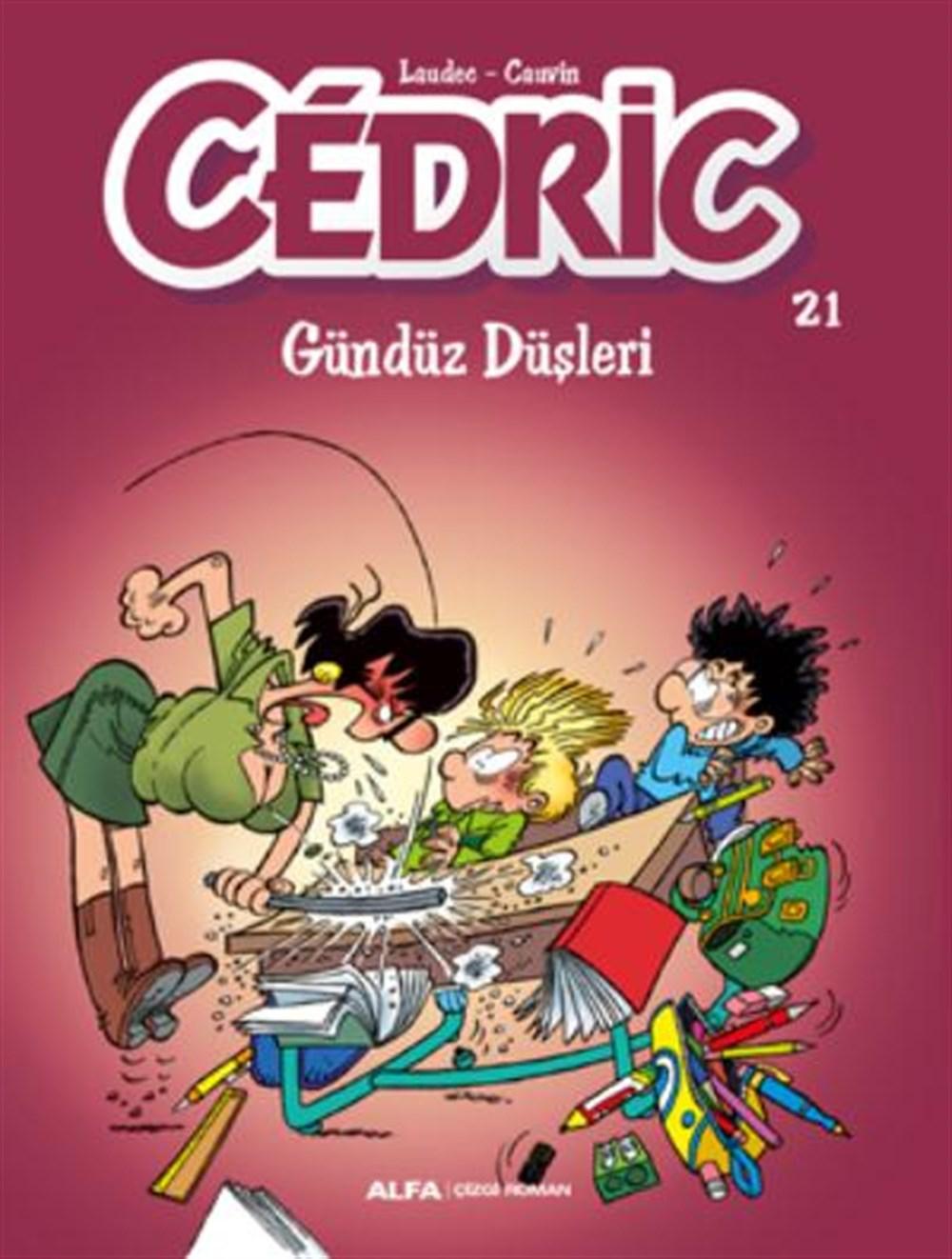 Cedric 21 - Gündüz Düşleri
